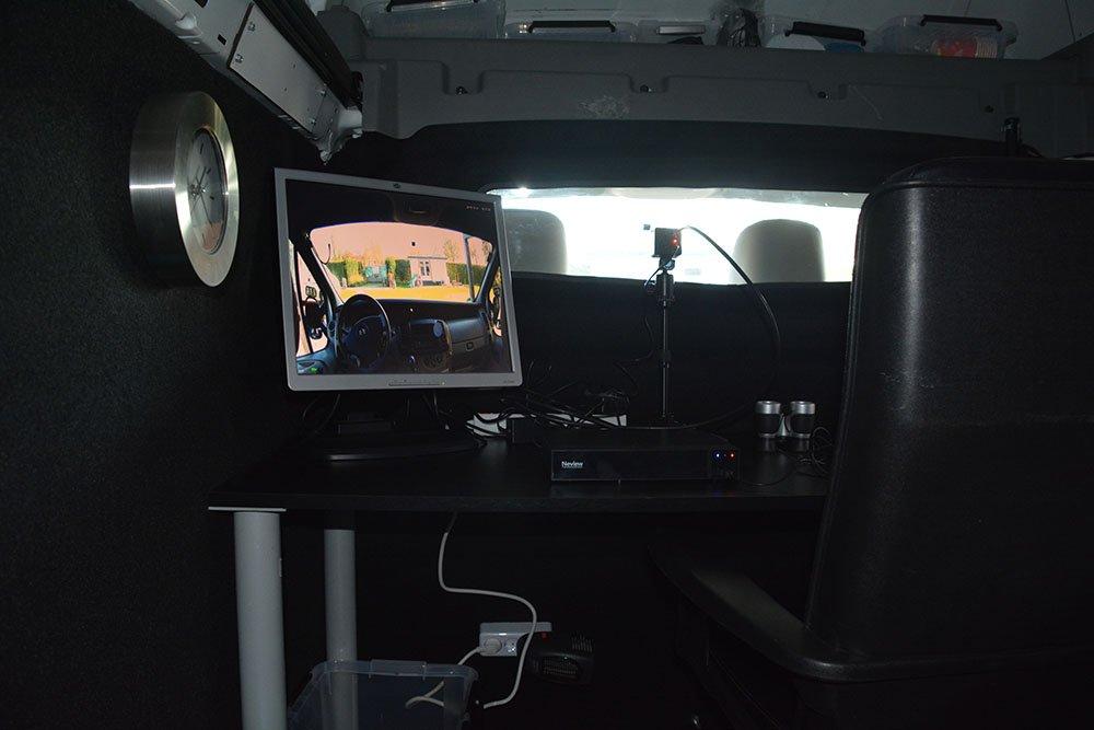 Observatie bus FEDS-Recherchebureau