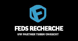 Footer logo FEDS-Recherchebureau